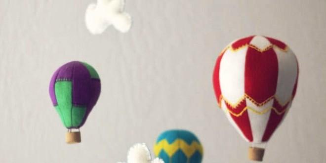 Подвесные игрушки своими руками (1)