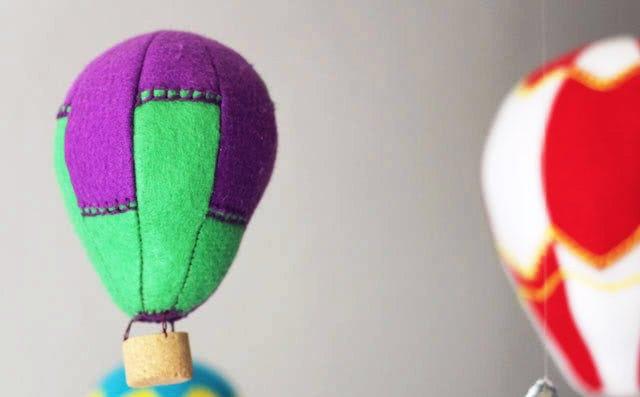 Подвесные игрушки своими руками (9)