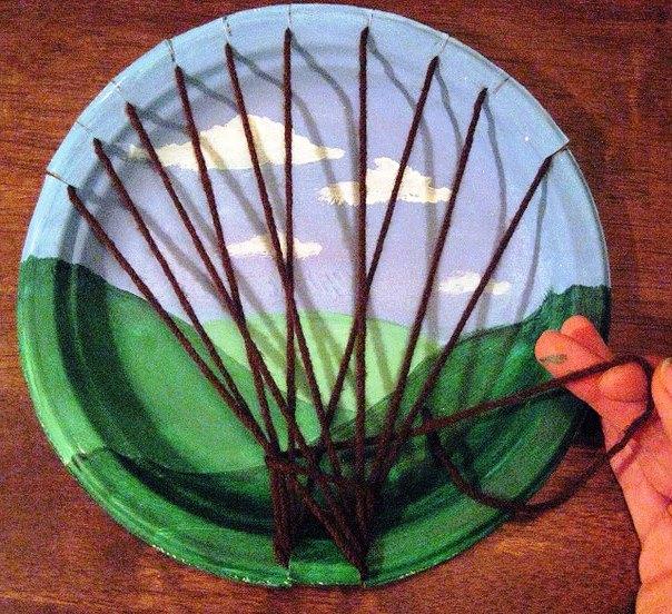 Как повесить тарелки на стену: крепление, держатель без гводей 47