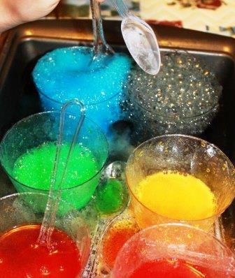 Химические опыты с детьми (1)