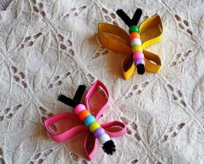 Бабочки из бумаги своими руками (1)