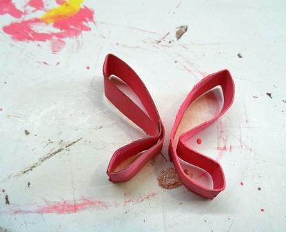 Бабочки из бумаги своими руками (5)