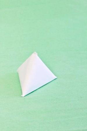 Зайчик из бумаги своими руками (8)