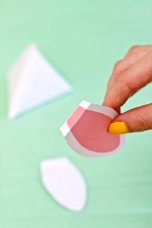 Зайчик из бумаги своими руками (11)