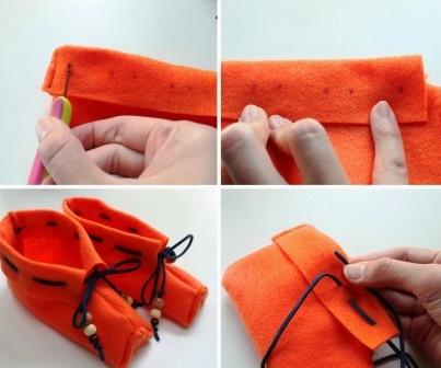 Мокасины своими руками (7)