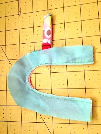 Обувь для малыша своими руками (5)
