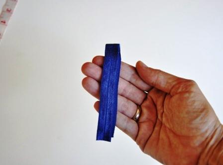 Резинки для волос своими руками (4)