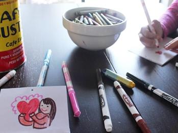 детский календарь своими руками (7)