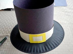 как сделать шляпу цилиндр (8)