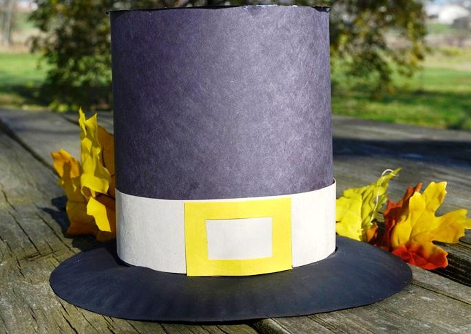 Как сделать шляпу цилиндр
