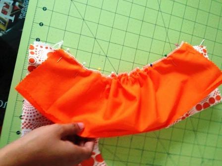 Летнее платье для девочки (14)