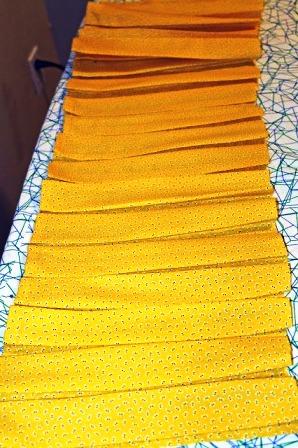 Плиссированная юбка своими руками (3)