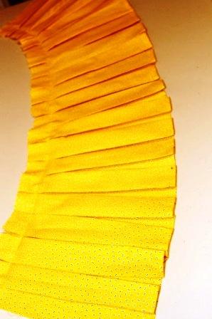 Плиссированная юбка своими руками (4)