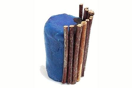 Дерево из фисташковой скорлупы (5)