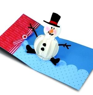 Из чего можно сделать снеговика (13)