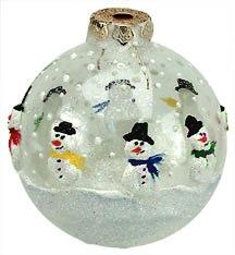 Из чего можно сделать снеговика (14)