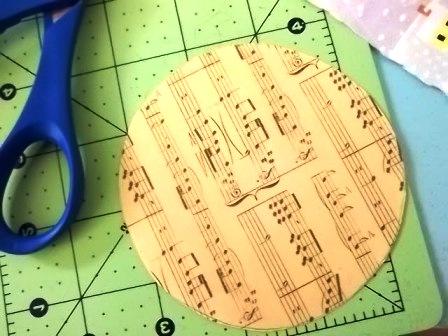 Как сделать украшение на елку (3)