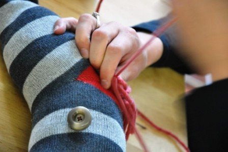 Мягкая игрушка лошадка своими руками (4)