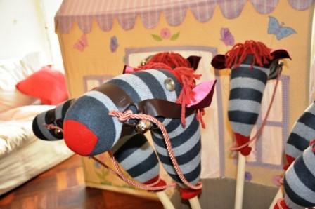 Мягкая игрушка лошадка своими руками (8)