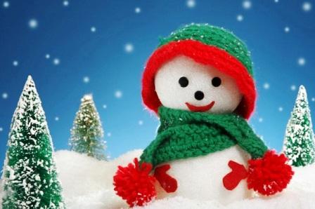 Из чего можно сделать снеговика (5)