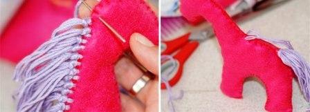 Как сделать лошадку своими руками (5)