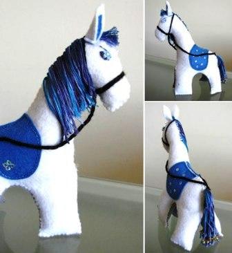 Как сделать лошадку своими руками (4)