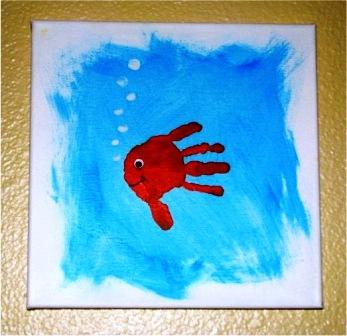 Оригинальные картины своими руками (4)