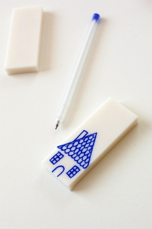 Штамп из ластика (2)