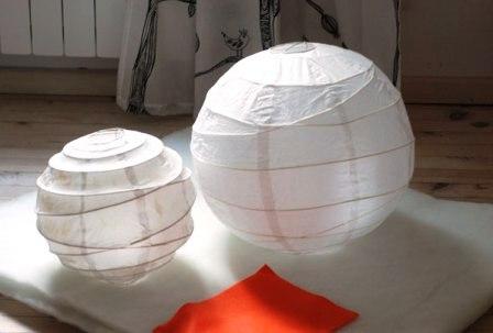 Как сделать огромные шарики