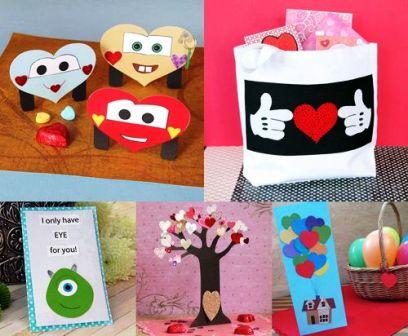 день Святого Валентина в школе (2)