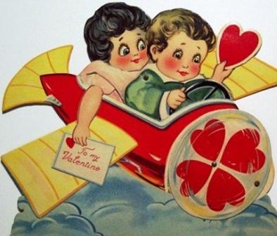 день Святого Валентина в школе (3)