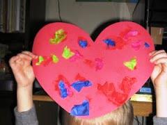 Как можно сделать валентинку (2)