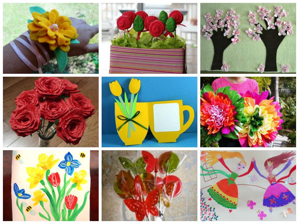Как сделать лучшее цветы