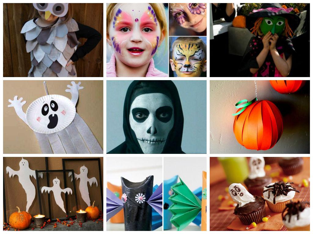 Поделки для детей хэллоуин 70