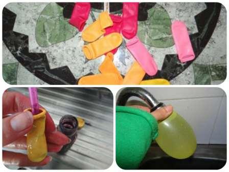 шариками из цветного льда (1)