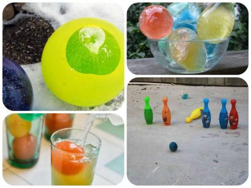 шариками из цветного льда (4)