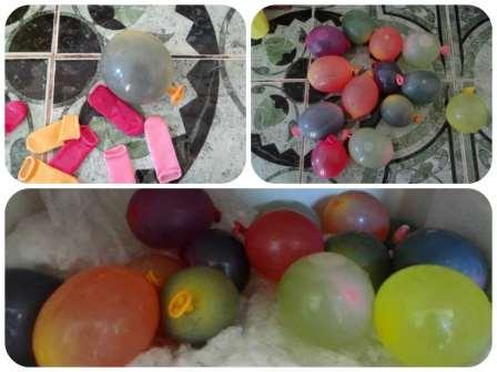 шариками из цветного льда (2)