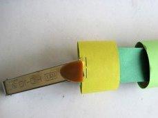 Поделка гусеница из бумаги (3)
