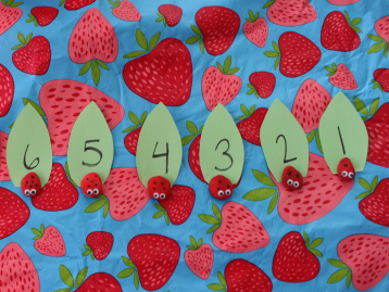 Учим цифры с малышами (1)