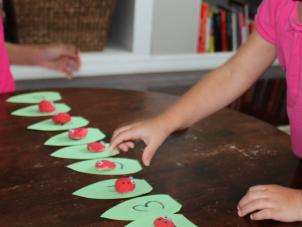 Учим цифры с малышами (2)
