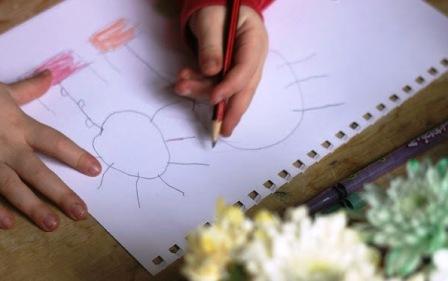 как окрасить цветы (2)