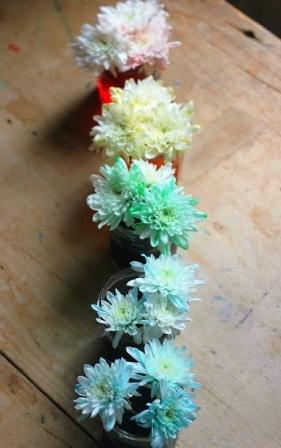 как окрасить цветы (3)