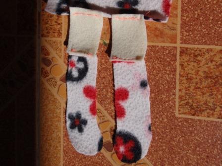 Кукла из ткани своими руками (9)