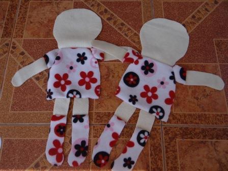 Кукла из ткани своими руками (7)