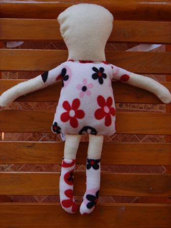 Кукла из ткани своими руками (6)