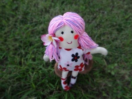 Куколка из ткани своими руками
