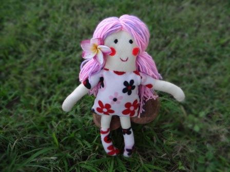 Кукла из ткани своими руками (2)