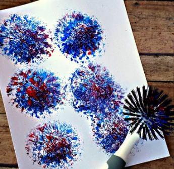 Детский рисунок на тему осень (1)