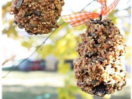 Осенние поделки из шишек (1)