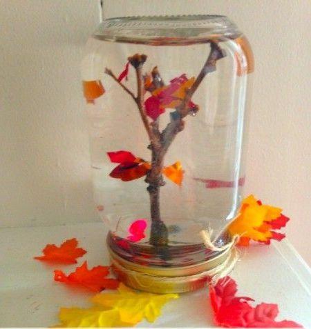 Осенние поделки в школу (5)